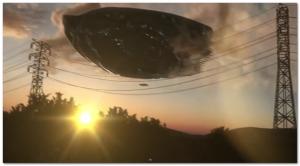UFO santa-clarita,CA