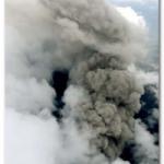 阿蘇山噴火!被害は?警報は?