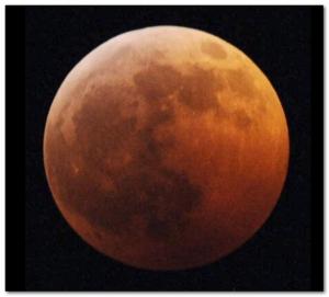 皆既月食4月4日