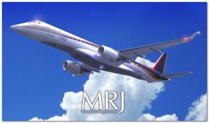 MRJ初飛行
