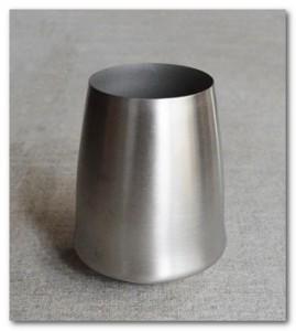 ステンレスコーヒーカップ