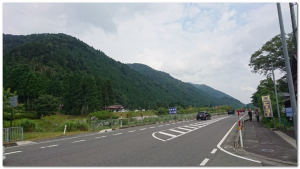 武奈ヶ岳バス停