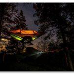 【テントサイル】空中テントで快適キャンプ!価格は?